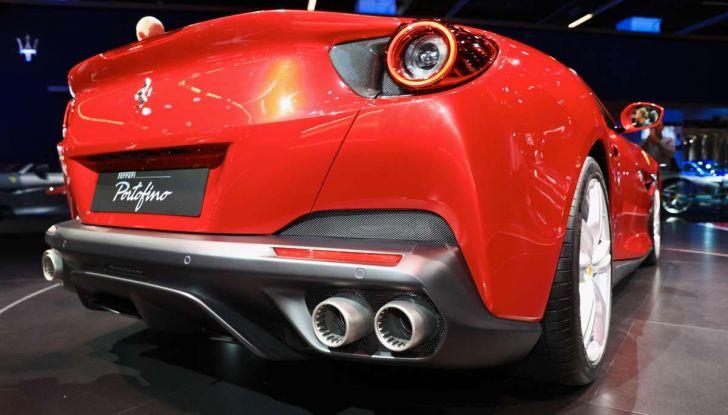 Ferrari Portofino: il V8 da 600CV e 720Nm per la classe di Maranello - Foto 5 di 37