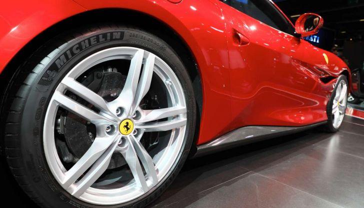 Ferrari Portofino: il V8 da 600CV e 720Nm per la classe di Maranello - Foto 6 di 37