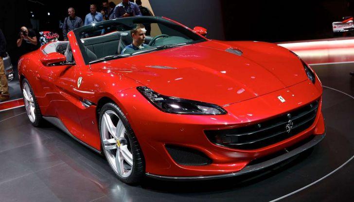 Ferrari Portofino: il V8 da 600CV e 720Nm per la classe di Maranello - Foto 1 di 37
