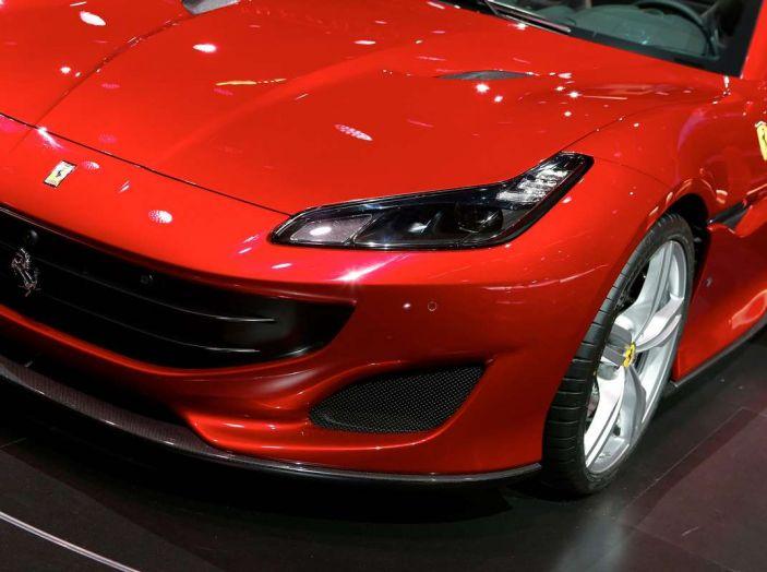 Ferrari Portofino: il V8 da 600CV e 720Nm per la classe di Maranello - Foto 2 di 37