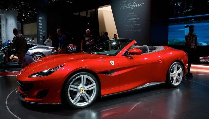 Ferrari Portofino: il V8 da 600CV e 720Nm per la classe di Maranello - Foto 16 di 37