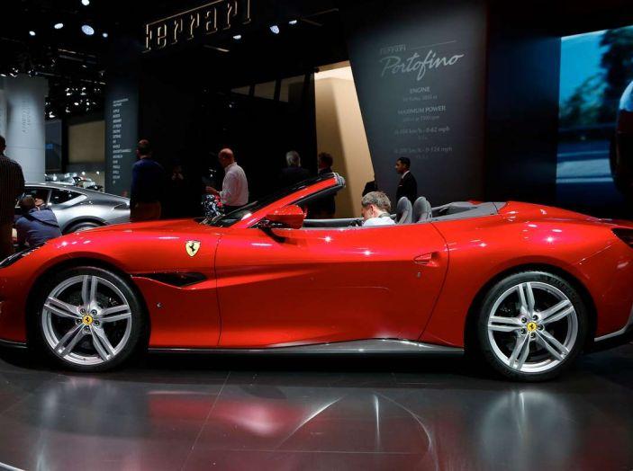 Ferrari Portofino: il V8 da 600CV e 720Nm per la classe di Maranello - Foto 17 di 37