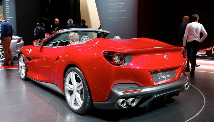 Ferrari Portofino: il V8 da 600CV e 720Nm per la classe di Maranello - Foto 3 di 37
