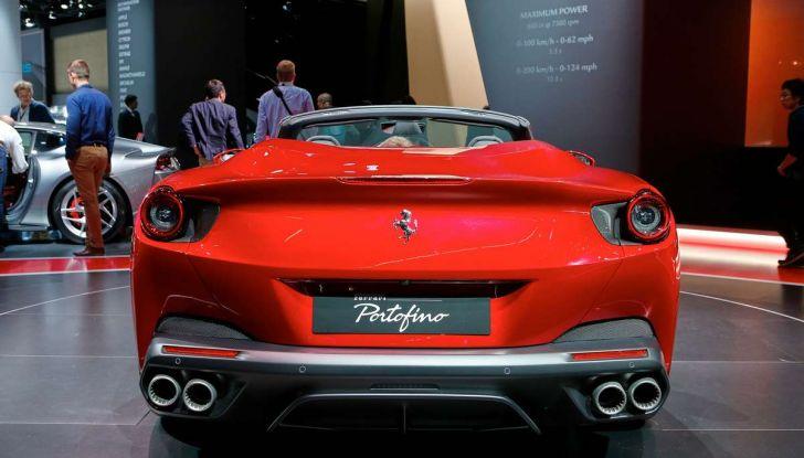 Ferrari Portofino: il V8 da 600CV e 720Nm per la classe di Maranello - Foto 18 di 37