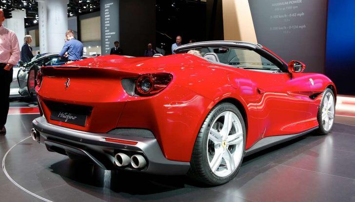 Ferrari Portofino: il V8 da 600CV e 720Nm per la classe di Maranello - Foto 19 di 37