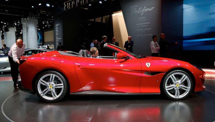 Ferrari Portofino: il V8 da 600CV e 720Nm per la classe di Maranello - Foto 20 di 37