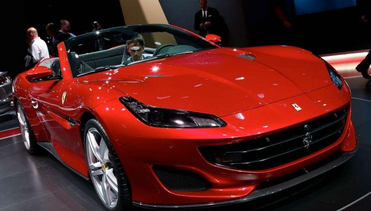 Ferrari Portofino: il V8 da 600CV e 720Nm per la classe di Maranello - Foto 22 di 37