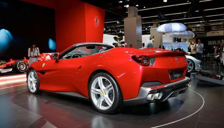 Ferrari Portofino: il V8 da 600CV e 720Nm per la classe di Maranello - Foto 23 di 37