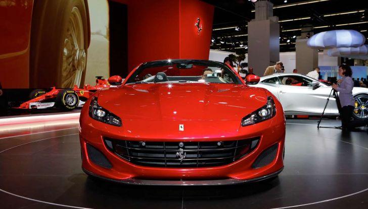 Ferrari Portofino: il V8 da 600CV e 720Nm per la classe di Maranello - Foto 24 di 37