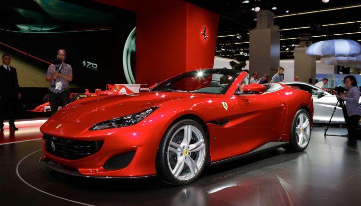 Ferrari Portofino: il V8 da 600CV e 720Nm per la classe di Maranello - Foto 4 di 37