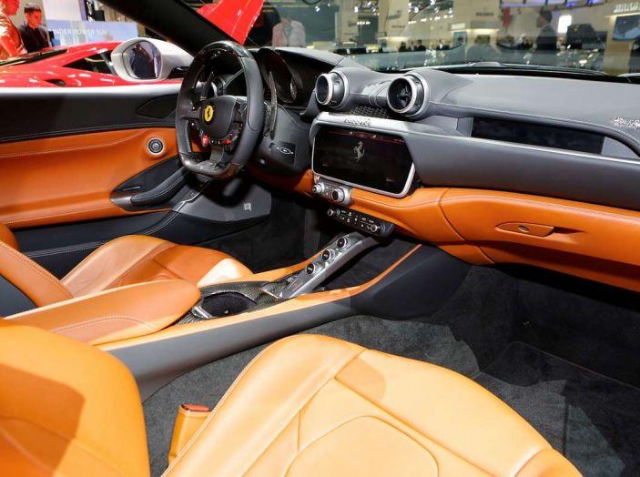 Ferrari Portofino: il V8 da 600CV e 720Nm per la classe di Maranello - Foto 26 di 37