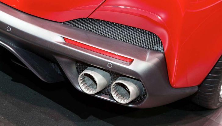 Ferrari Portofino: il V8 da 600CV e 720Nm per la classe di Maranello - Foto 27 di 37