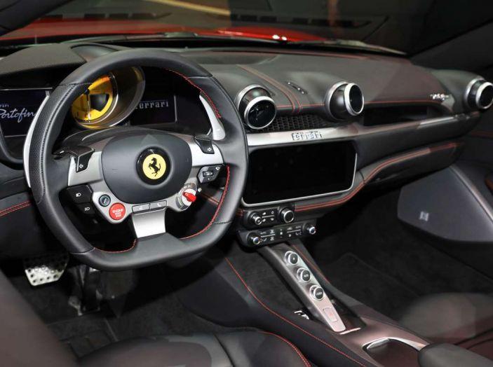Ferrari Portofino: il V8 da 600CV e 720Nm per la classe di Maranello - Foto 9 di 37