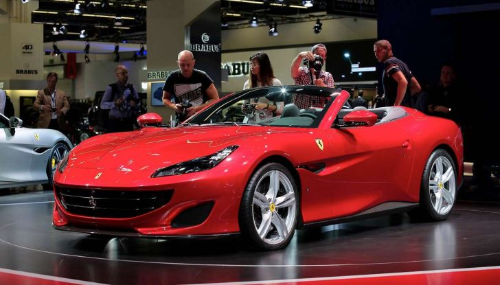 Ferrari Portofino: il V8 da 600CV e 720Nm per la classe di Maranello - Foto 8 di 37
