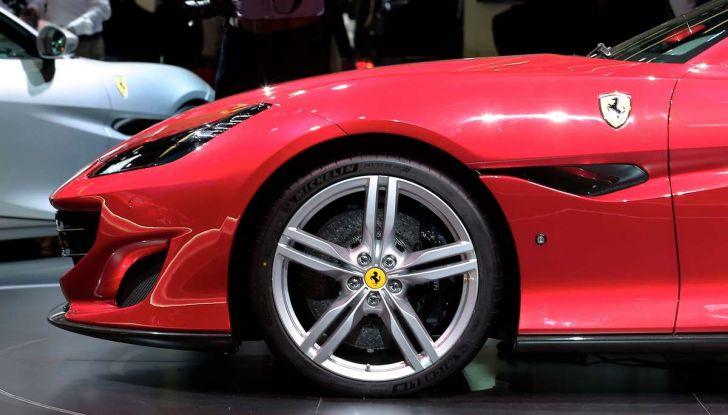 Ferrari Portofino: il V8 da 600CV e 720Nm per la classe di Maranello - Foto 28 di 37