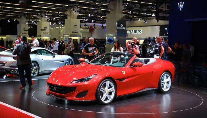 Ferrari Portofino: il V8 da 600CV e 720Nm per la classe di Maranello - Foto 29 di 37