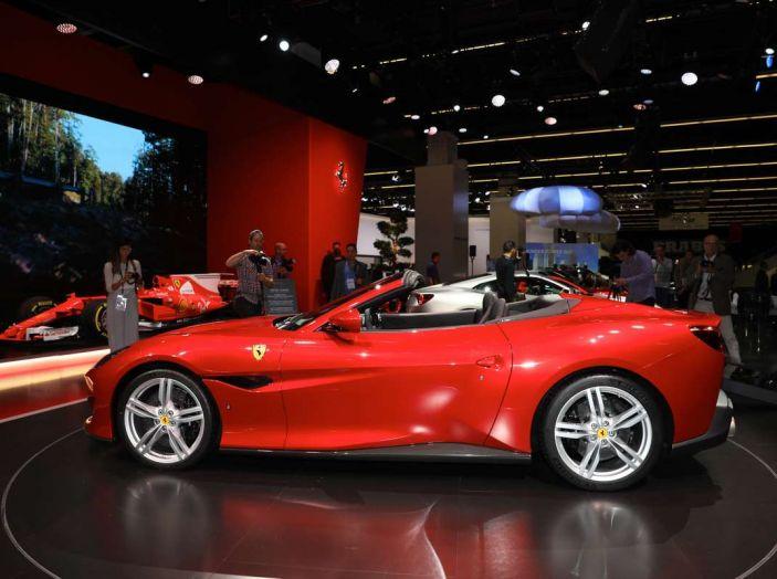 Ferrari Portofino: il V8 da 600CV e 720Nm per la classe di Maranello - Foto 30 di 37