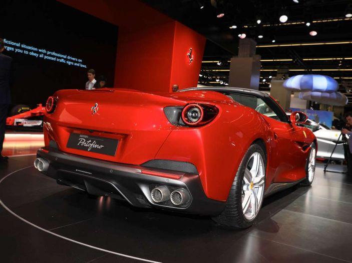 Ferrari Portofino: il V8 da 600CV e 720Nm per la classe di Maranello - Foto 31 di 37