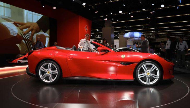 Ferrari Portofino: il V8 da 600CV e 720Nm per la classe di Maranello - Foto 33 di 37