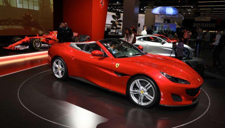 Ferrari Portofino: il V8 da 600CV e 720Nm per la classe di Maranello - Foto 34 di 37