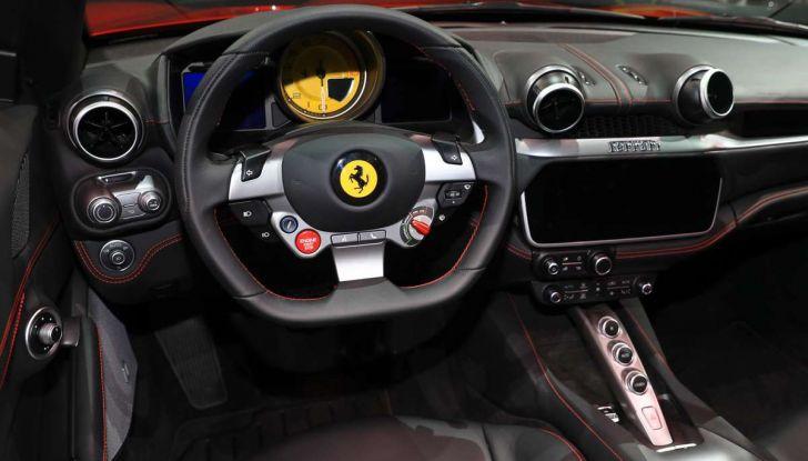 Ferrari Portofino: il V8 da 600CV e 720Nm per la classe di Maranello - Foto 32 di 37