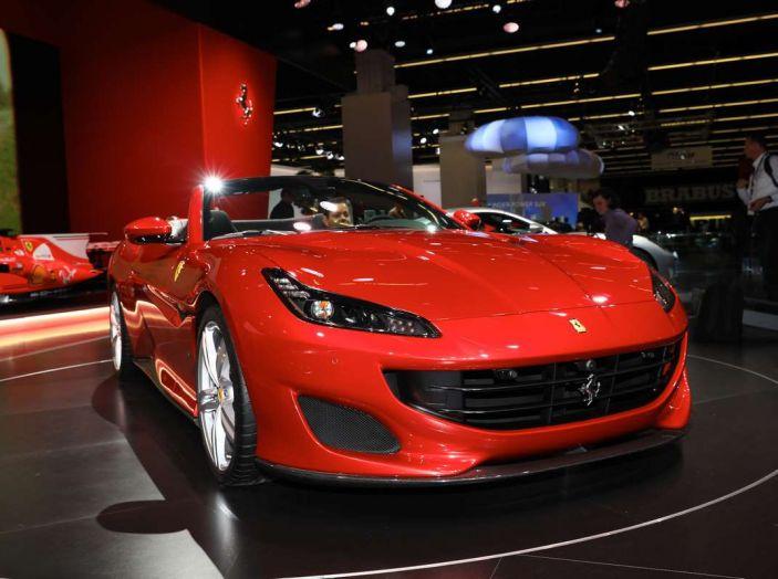 Ferrari Portofino: il V8 da 600CV e 720Nm per la classe di Maranello - Foto 35 di 37