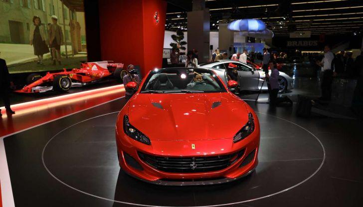 Ferrari Portofino: il V8 da 600CV e 720Nm per la classe di Maranello - Foto 37 di 37