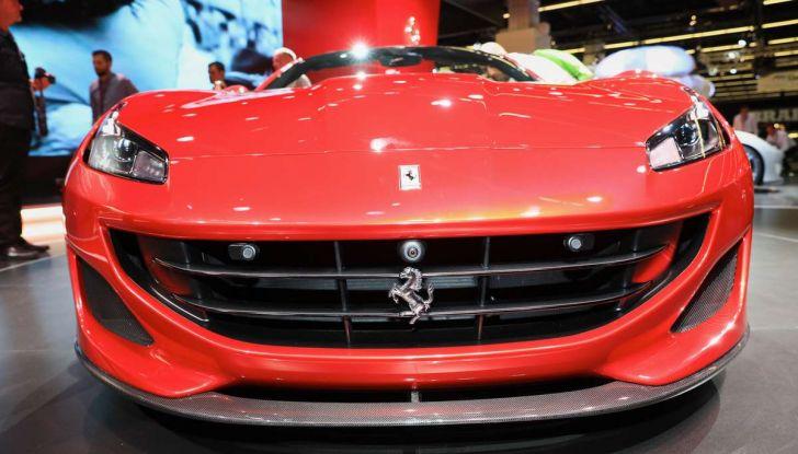 Ferrari Portofino: il V8 da 600CV e 720Nm per la classe di Maranello - Foto 13 di 37