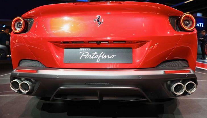 Ferrari Portofino: il V8 da 600CV e 720Nm per la classe di Maranello - Foto 14 di 37