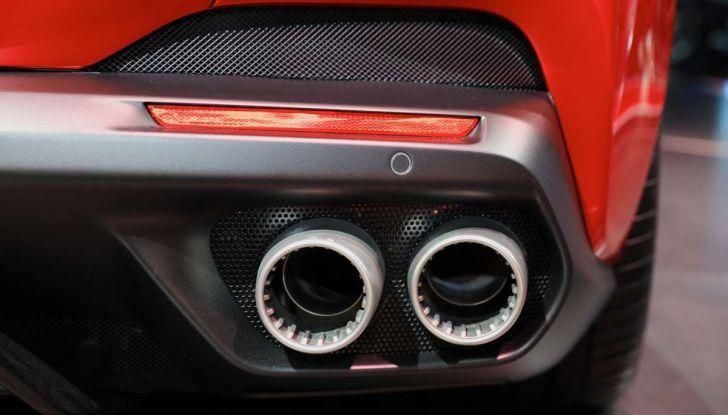 Ferrari Portofino: il V8 da 600CV e 720Nm per la classe di Maranello - Foto 15 di 37