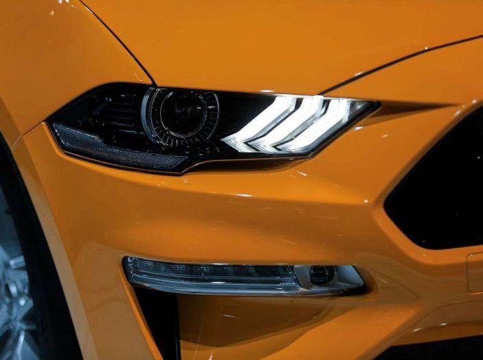 Ford Mustang Facelift 2017 - Foto 12 di 12