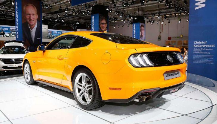 Ford Mustang Facelift 2017 - Foto 6 di 12