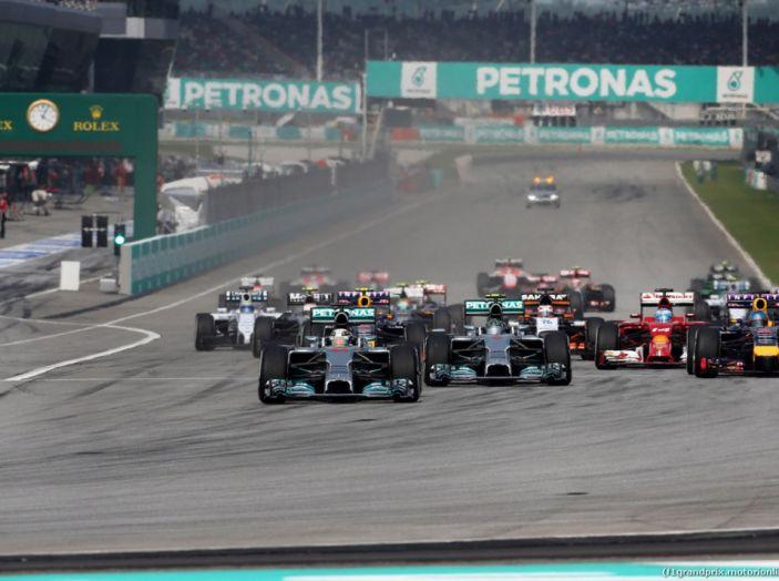 Orari F1 Sepang 2017, il GP della Malesia in diretta Sky e differita Rai - Foto 6 di 8
