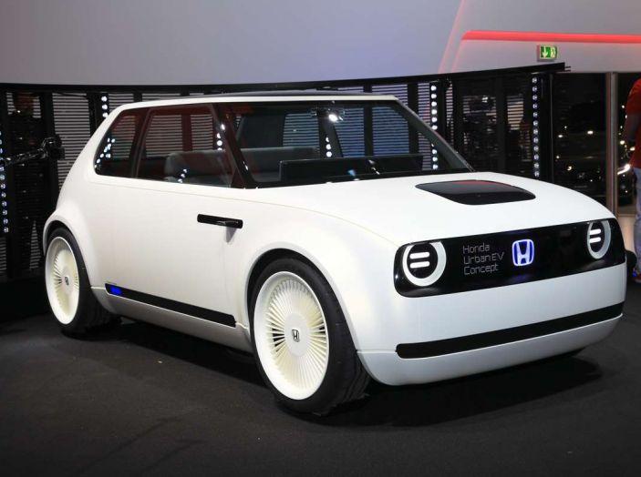 Honda Urban EV Concept - Foto 1 di 19