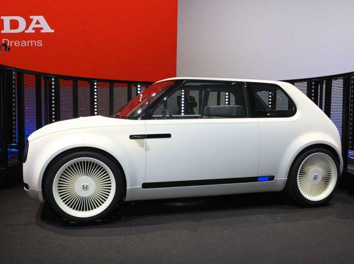 Honda Urban EV Concept - Foto 13 di 19