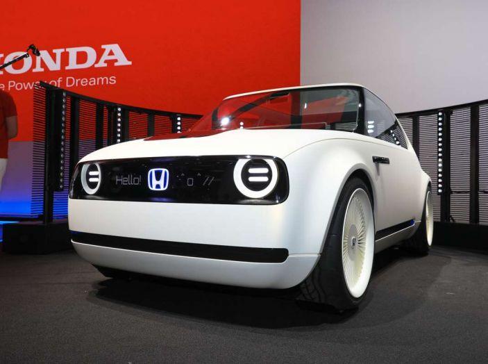 Honda Urban EV Concept - Foto 11 di 19