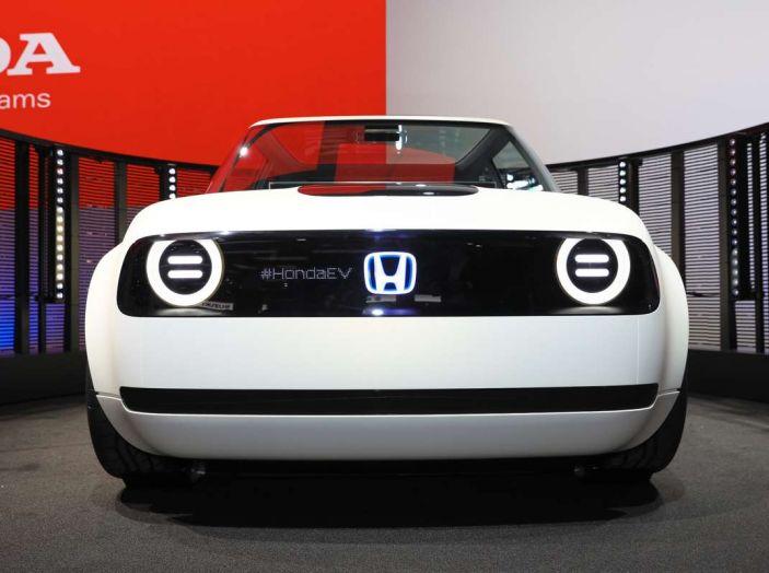Honda Urban EV Concept - Foto 2 di 19