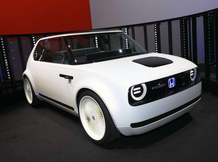 Honda Urban EV Concept - Foto 15 di 19