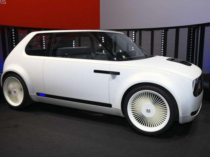Honda Urban EV Concept - Foto 16 di 19