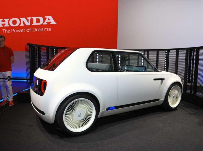 Honda Urban EV Concept - Foto 17 di 19