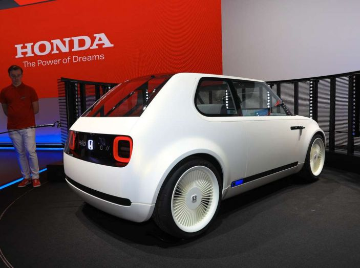 Honda Urban EV Concept - Foto 3 di 19