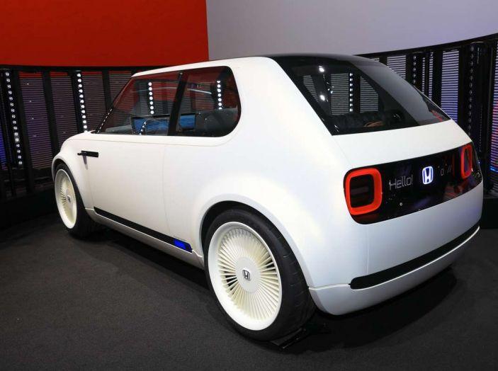 Honda Urban EV Concept - Foto 18 di 19