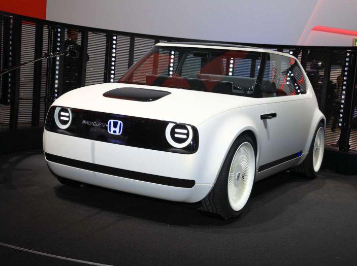 Honda Urban EV Concept - Foto 4 di 19