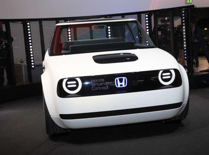 Honda Urban EV Concept - Foto 19 di 19