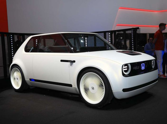 Honda Urban EV Concept - Foto 6 di 19