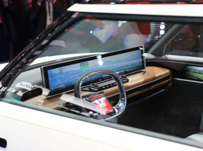 Honda Urban EV Concept - Foto 14 di 19