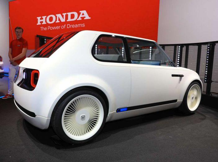 Honda Urban EV Concept - Foto 9 di 19