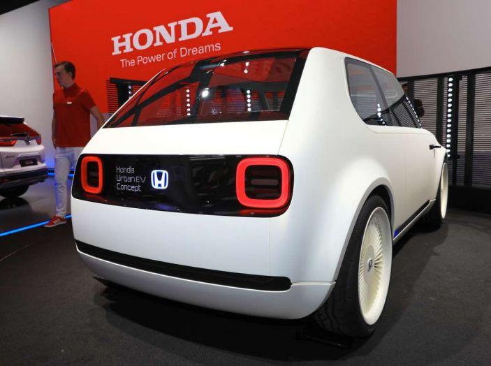 Honda Urban EV Concept - Foto 10 di 19