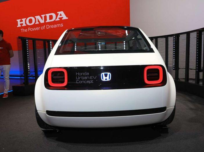 Honda Urban EV Concept - Foto 5 di 19