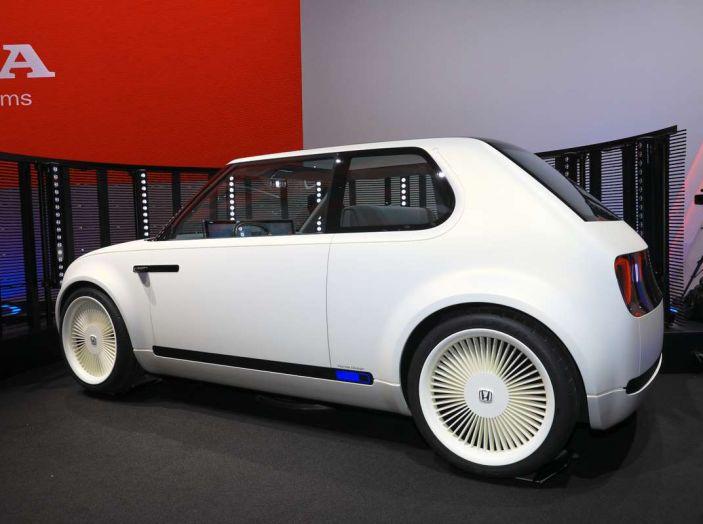 Honda Urban EV Concept - Foto 12 di 19